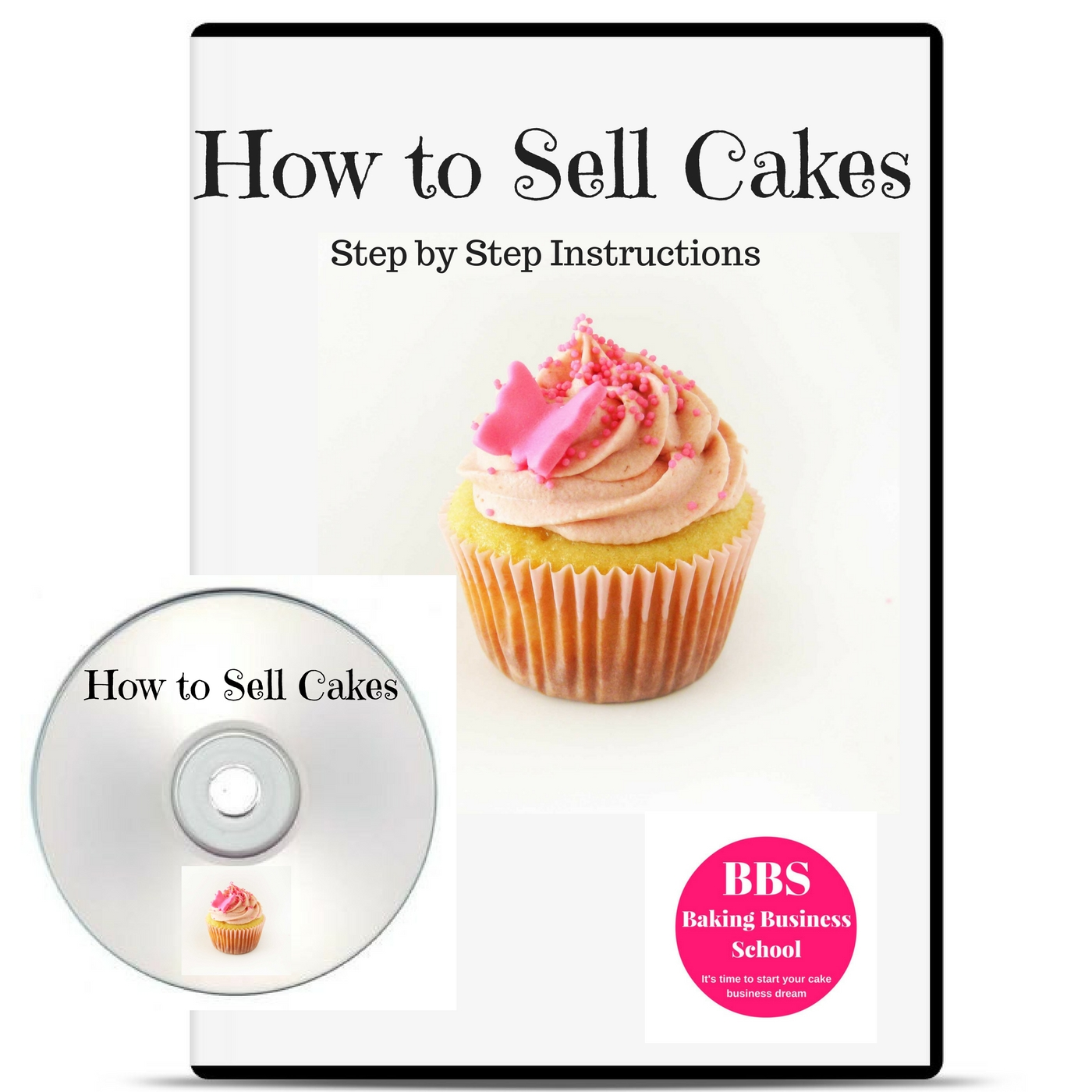 How to sell cakes, Baking Business School