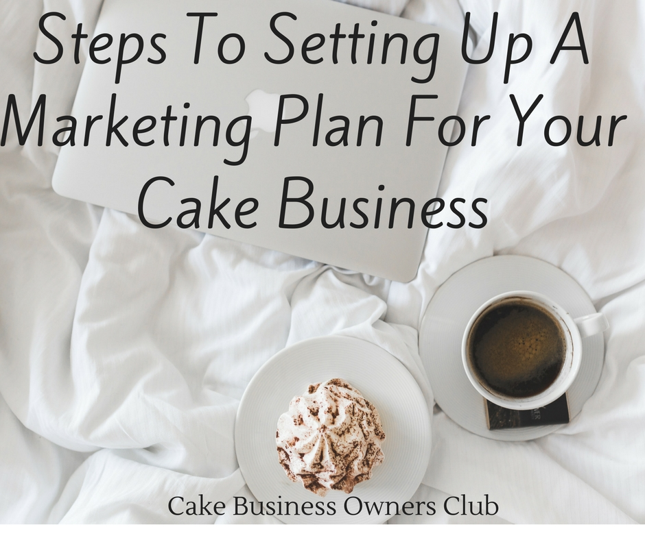 how to get customers for cake business