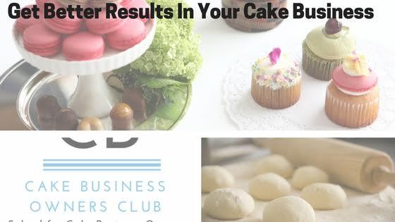 Baking Business School, Marketing, Cake Business coach