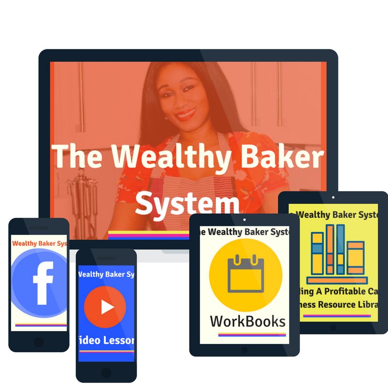 The wealthy baker system, Baking Business School