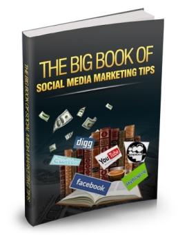 social media tips book