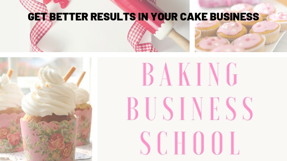 The Baking Business School, Rotimicakelady, Get better results in your cake business